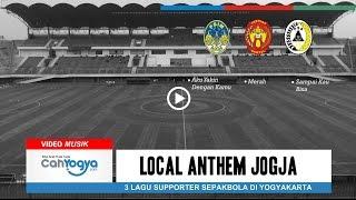 Lagu Anthem Supporter Sepakbola Jogja (PSIM Jogja, Persiba Bantul, PSS Sleman)
