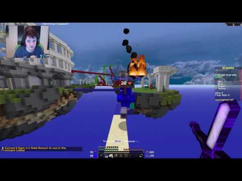 Hypixel Youtuber Bedwars: THE TAPL CARRY w/ Tylarzz (Full Game)