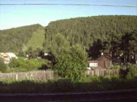 Поселок в Забайкалье