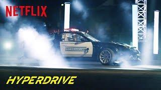 Hyperdrive | 1 Stunde epische Drifts in Slow Motion | Netflix