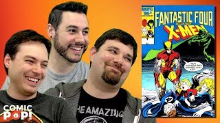 Fantastic Four vs The X-Men | Back Issues