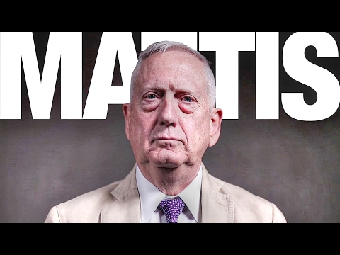 "Interview With General James ""Mad Dog"" Mattis – U.S. Defense Secretary"