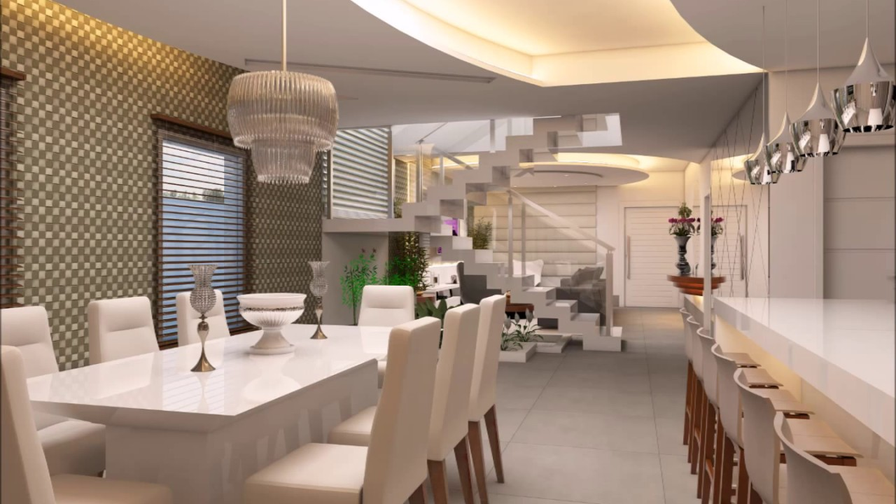 Projeto de Design de Interiores Casa Sobrado de Alto Padro  YouTube