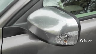 Volvo Door Mirror Covers Accessory R-design Installation
