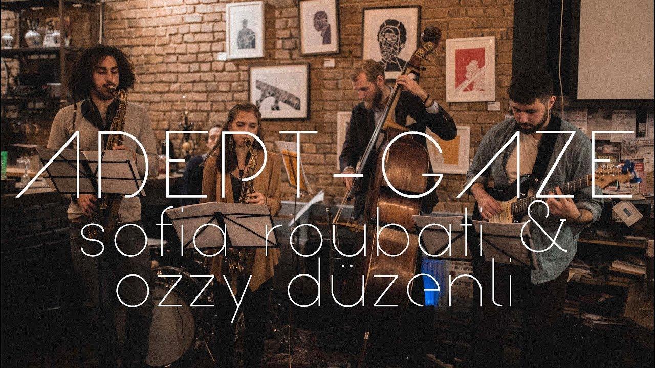 Sofia Roubati and Ozzy Düzenli  | ADEPT GAZE