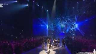 Justin Bieber Boyfriend live + full Interview @ Germanys Next Topmodel HD HQ