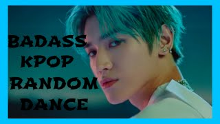 [MIRRORED] BADASS KPOP RANDOM DANCE