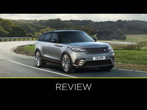 All New Range Rover Velar Preview