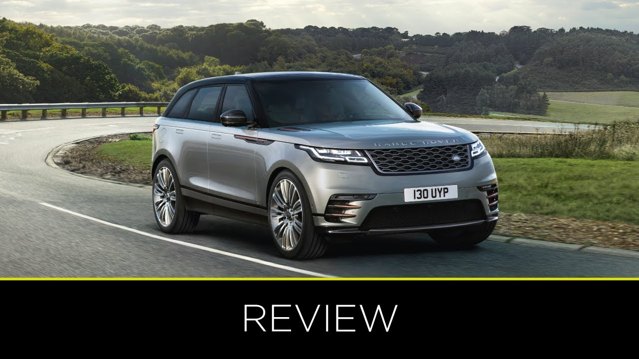 Land Rover Discovery >> All New Range Rover Velar Preview - YouTube