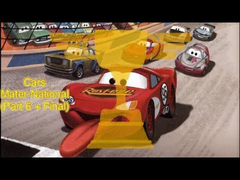 Settling the Mater-National Championship title (Cars Mater-National)  