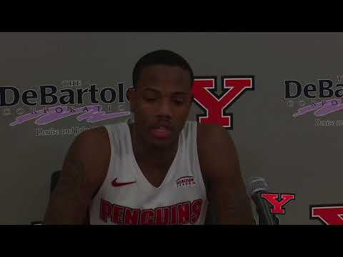 G Braun Hartfield Postgame Comments vs. Northern Kentucky | February 1, 2018