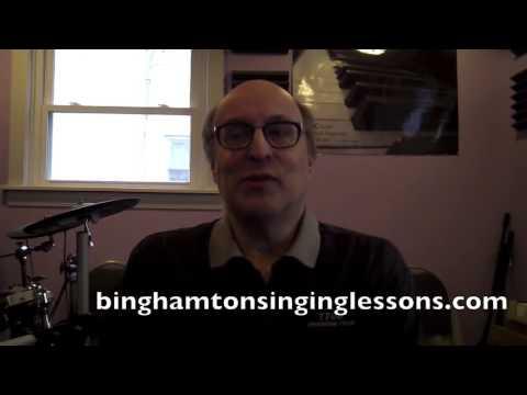 Karaoke Singing in Lessons Binghamton