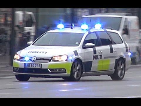 Polizei Kopenhagen/ Police Copenhagen [Zusammenschnitt]