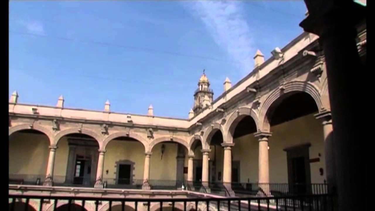 Palacio de la Escuela de Medicina - YouTube