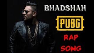 BHADSHAH PUBG RAP SONG | BY YOUTUBER RAHUL | BHADSHAH PUBG