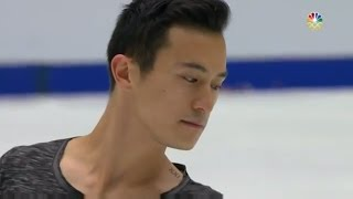 Repeat youtube video 2016 Cup of China - Patrick Chan FS NBC