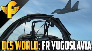 DCS World: Yugoslavia