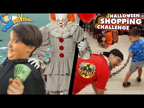 halloween-shopping-challenge-(fv-family-spirit-store-vlog)