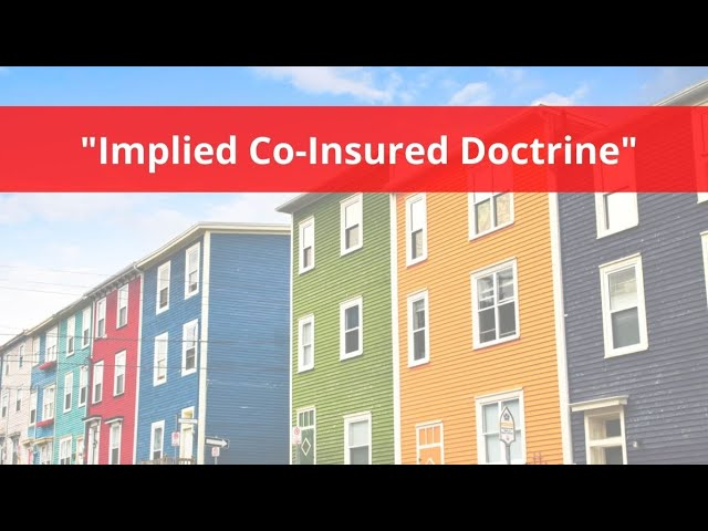 Subrogation against Tenants:  When can a Landlord's insurer subrogate against a tenant.