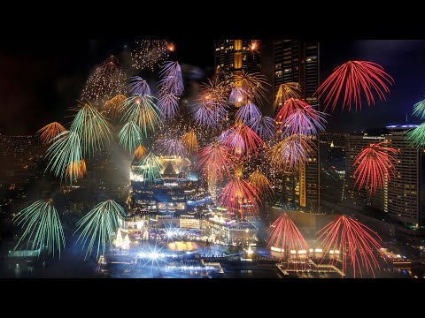 The Best New Year's Eve 2021 Celebrations And Fireworks From Around The World