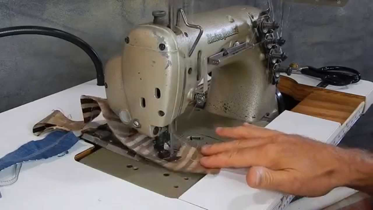Union Sewing Machines Threading Diagram Great Installation Of Kenmore Machine Special 51500 Bv 5 Thread 2 Needle Cover Stitch Chain Rh Youtube Com Consew