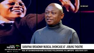 SARAFINA!, SA's Broadway hit musical is back at the Joburg Theatre