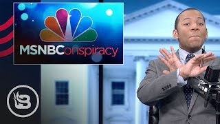 MSNBC is Fake News - Don't Watch It! I White House Brief