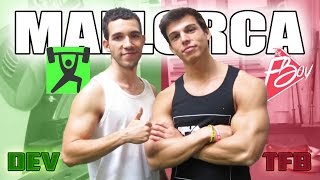 JUNTO a THE FITNESS BOY  |  MALLORCA TOUR
