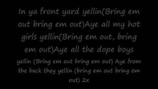 bring em out lyrics
