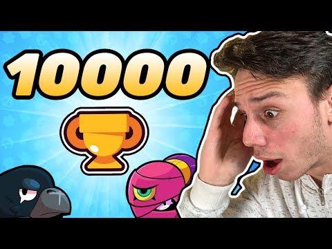 לייב בראול סטארס - עוד קצת 10 אלף גביעים!!!