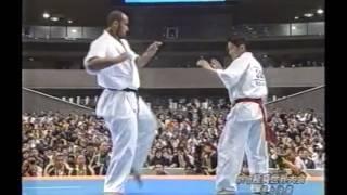 極真会館 第7回世界大会 準々決勝 (3/5) (7th Kyokushin Karate World Cup 1999 - 3/5)