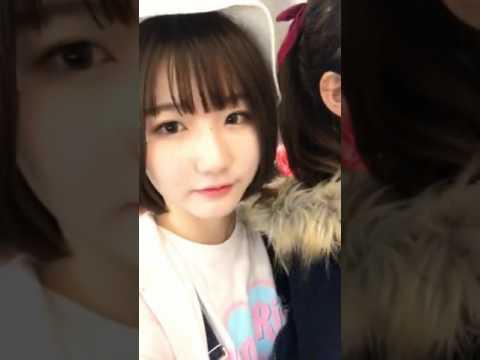 SNH48.HII 李清扬 Li QingYang 170410口袋直播 谢妮  张昕 徐伊人