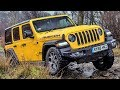 2019 Jeep Wrangler Rubicon - Off-Road Power And On-Road Comfort