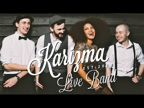 Karizma : Wedding & Function Band Surrey London Kent Essex