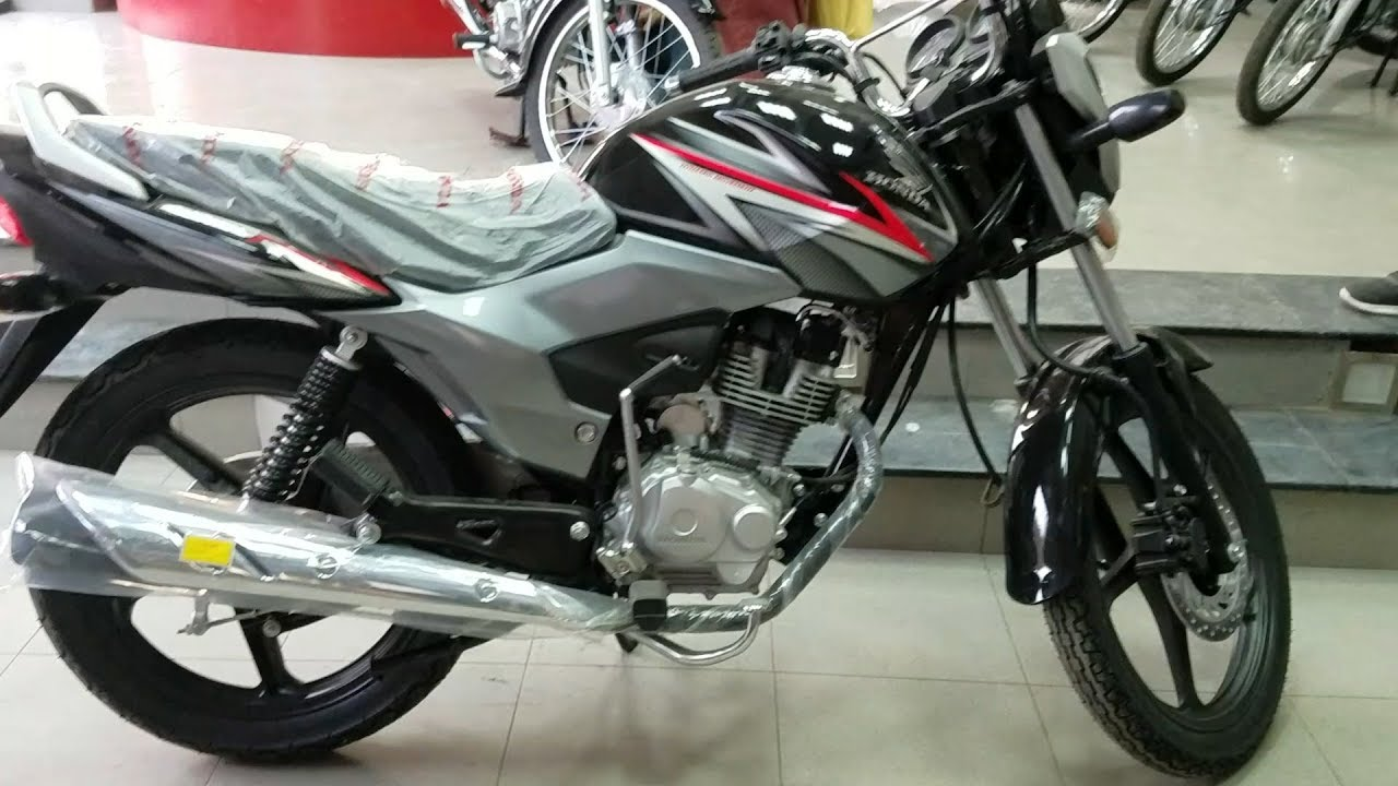 2019 atlas honda cb125f close up features and important announcement youtube. Black Bedroom Furniture Sets. Home Design Ideas