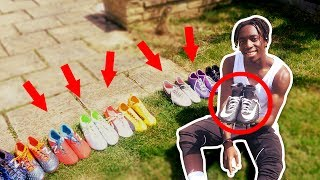 MY FOOTBALL BOOT COLLECTION!!! (PART 1)