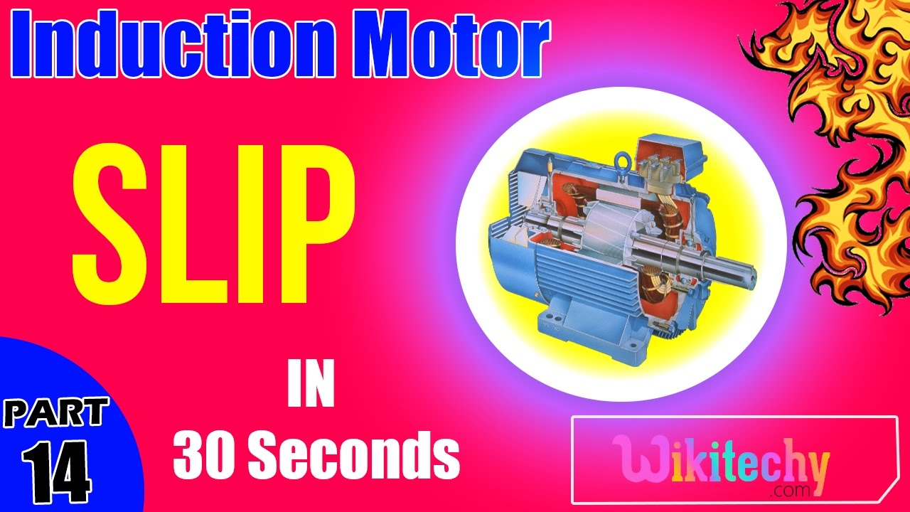 Equivalent Circuit And Phasor Diagram Of 3 Phase Induction Motor Repalcement Parts Lesson Thumbnail