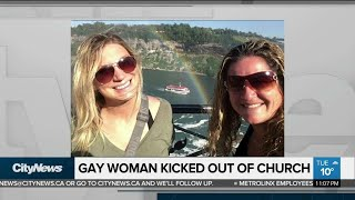 Bowmanville woman says church kicked her out for being gay
