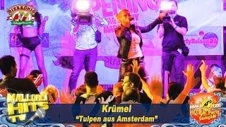 Krümel - Tulpen aus Amsterdam - Mallorca Party Hits