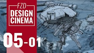 Design Cinema – EP 5 - Snow Tanks Part 01