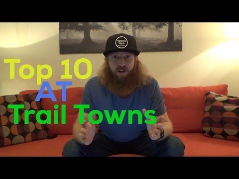 Top 10 Appalachian Trail Towns