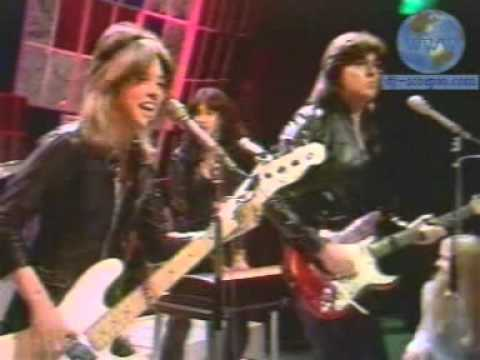 Suzi Quatro - Can The Can - [Music Video] - 1973.mpg