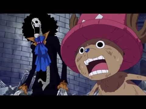 One Piece - Luffy Defeats Gecko Moria - English Dub
