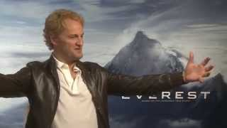 Jason Clarke on Everest: