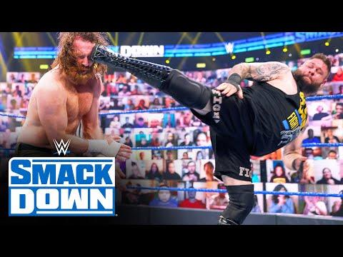 Kevin Owens vs. Sami Zayn: SmackDown, April 16, 2021