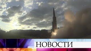 Северная Корея этой ночью вновь испытала баллистическую ракету
