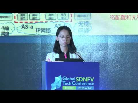 Sun Qiong- China Telecom - SDNFV 2016