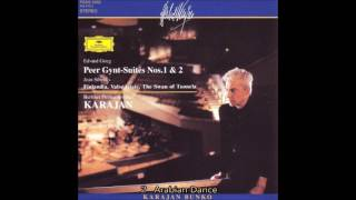 Grieg - Peer Gynt Second Suite Op.55 Karajan  Berlin Philharmonic