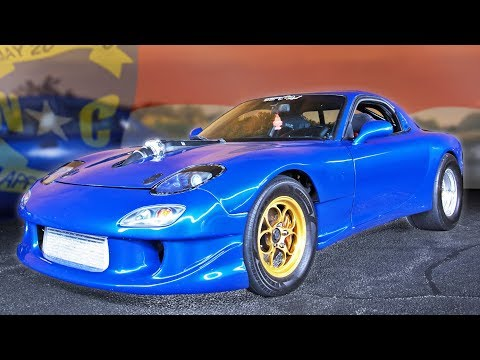 NC Street Racing - 700hp RX7, Hayabusa, & MORE!