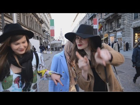 Pharrell Williams - Happy ( WE ARE FROM MILAN )